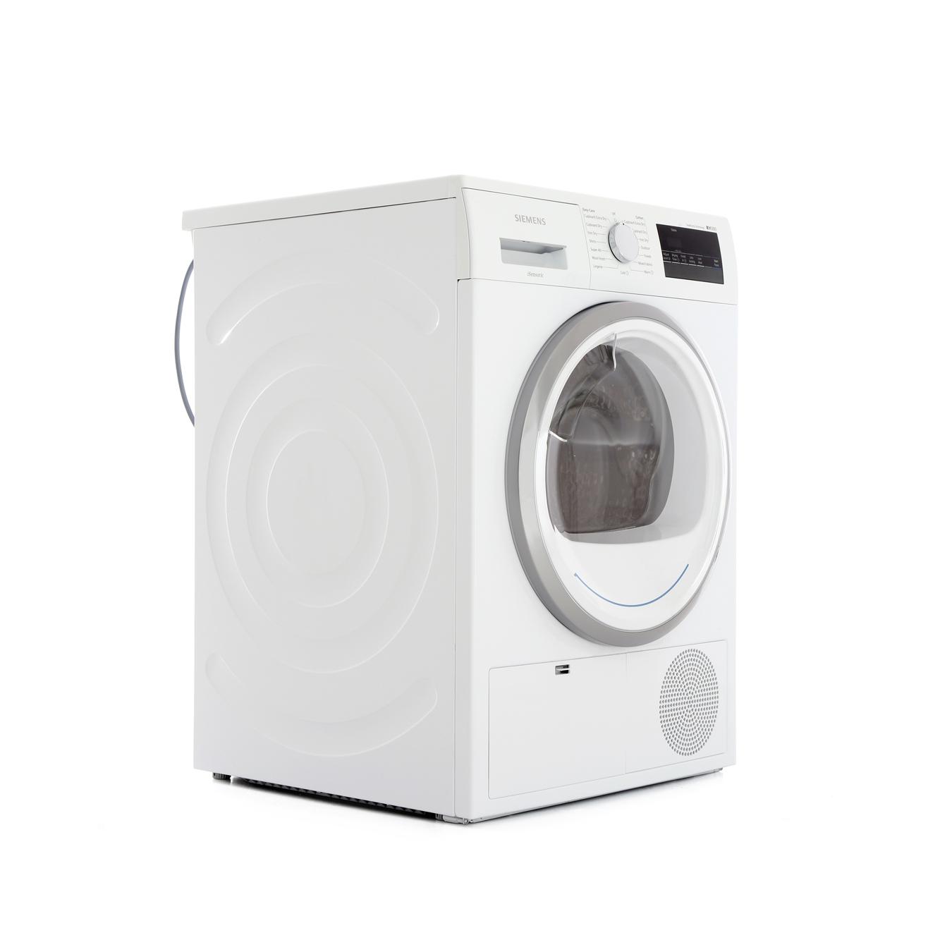 Siemens WT45H200GB Condenser Dryer with Heat Pump Technology