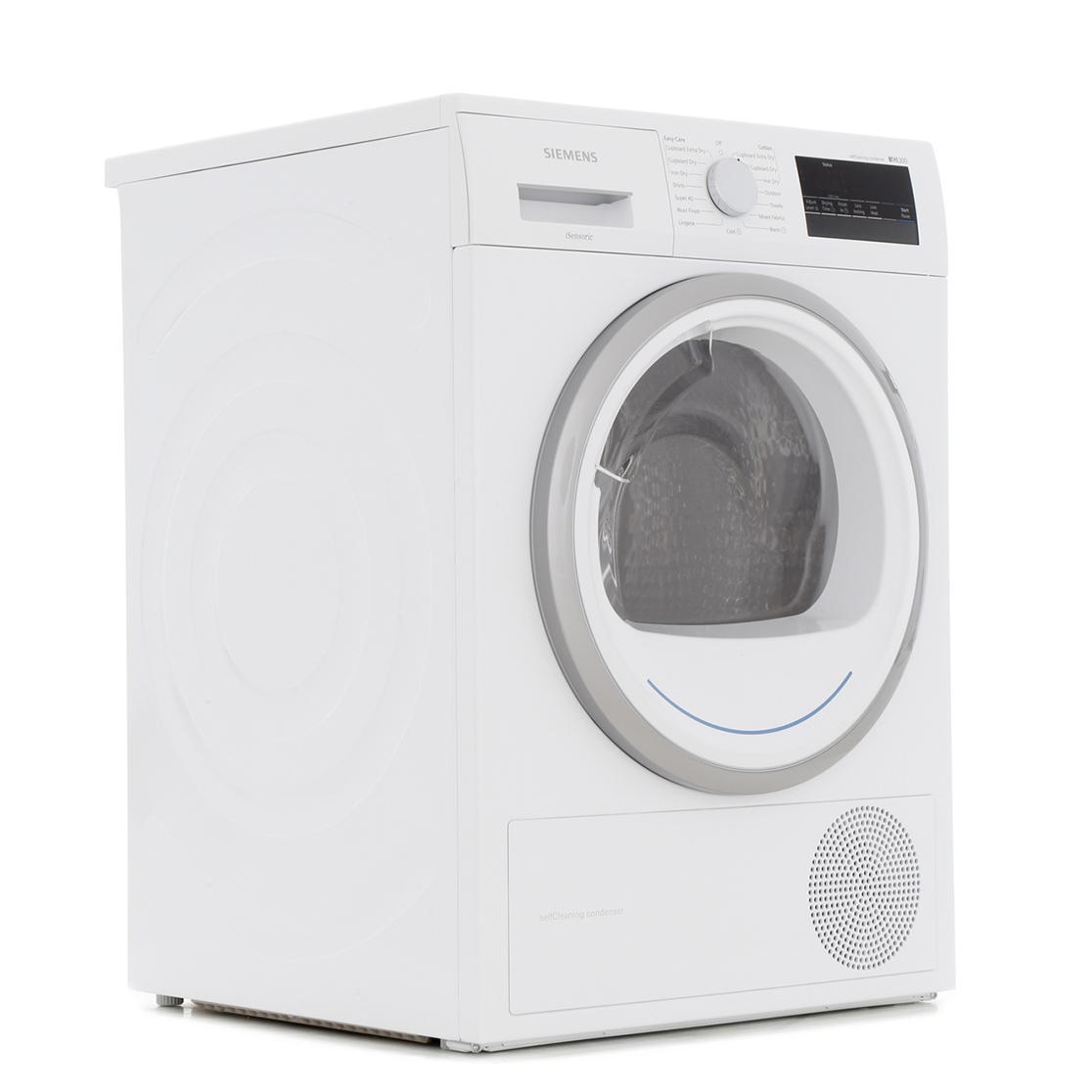 Siemens WT45M230GB Condenser Dryer with Heat Pump Technology