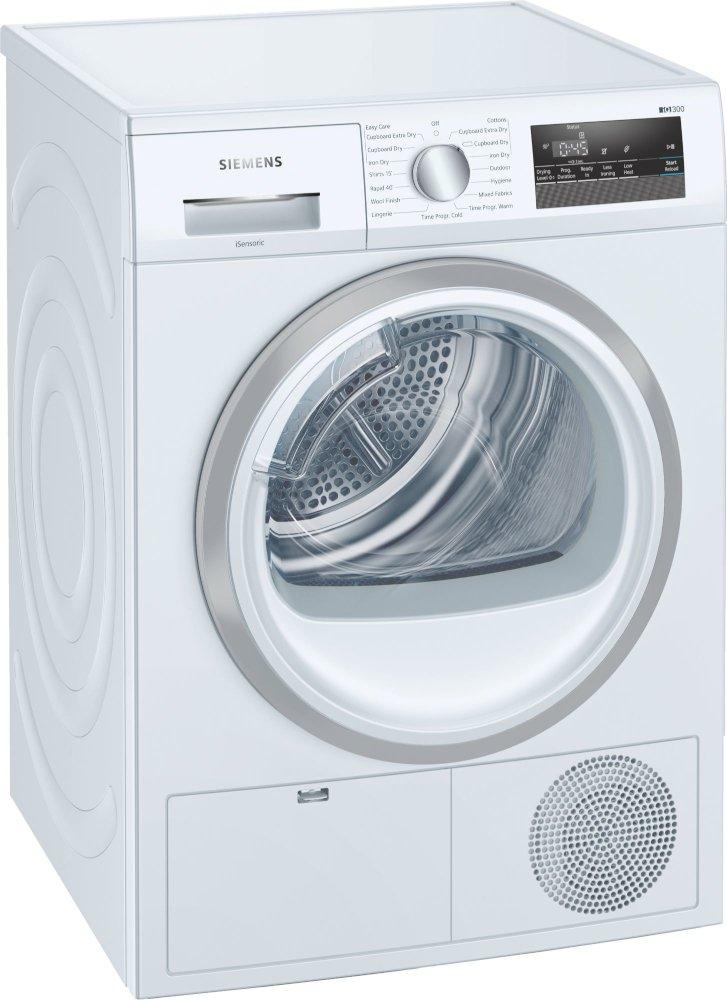 Siemens WT45N202GB Condenser Dryer