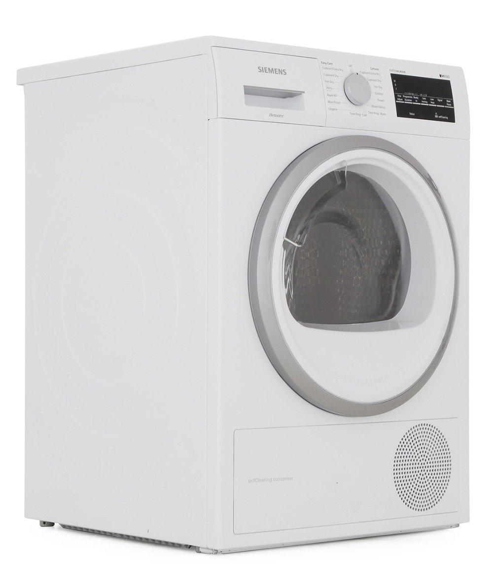 Siemens iQ500 WT45W492GB iSensoric Condenser Dryer with Heat Pump Technology