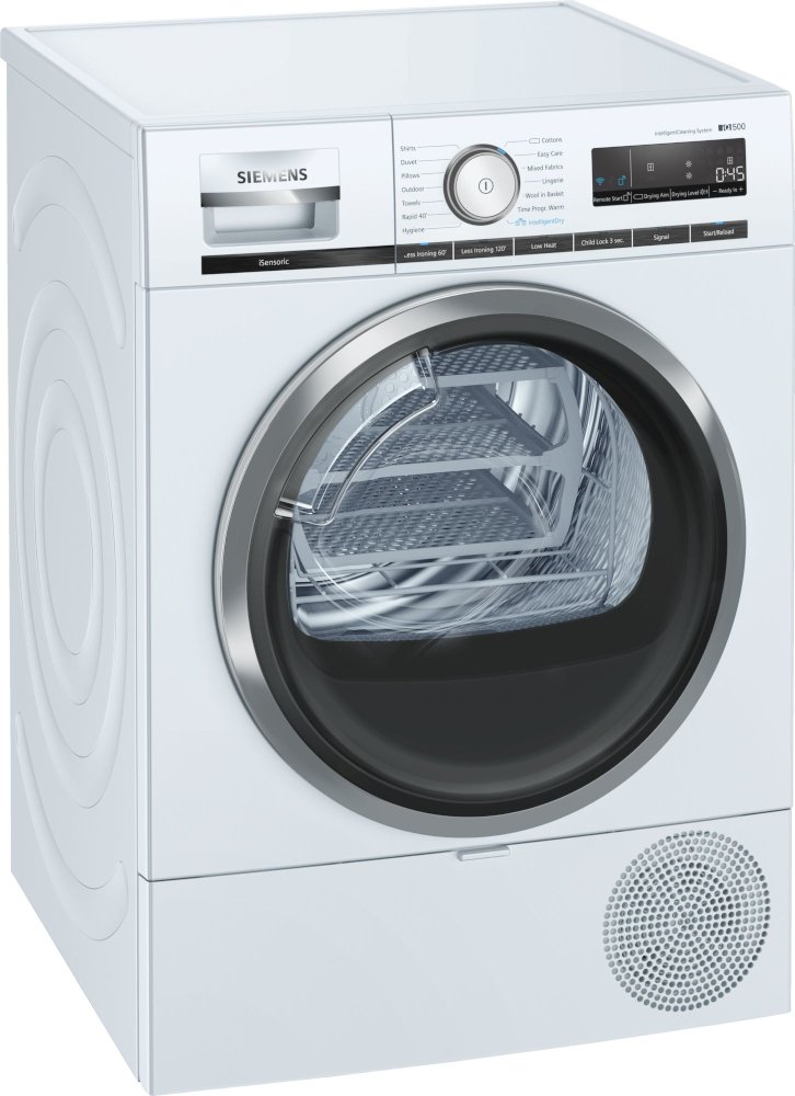 Siemens iQ500 WT48XRH9GB Condenser Dryer