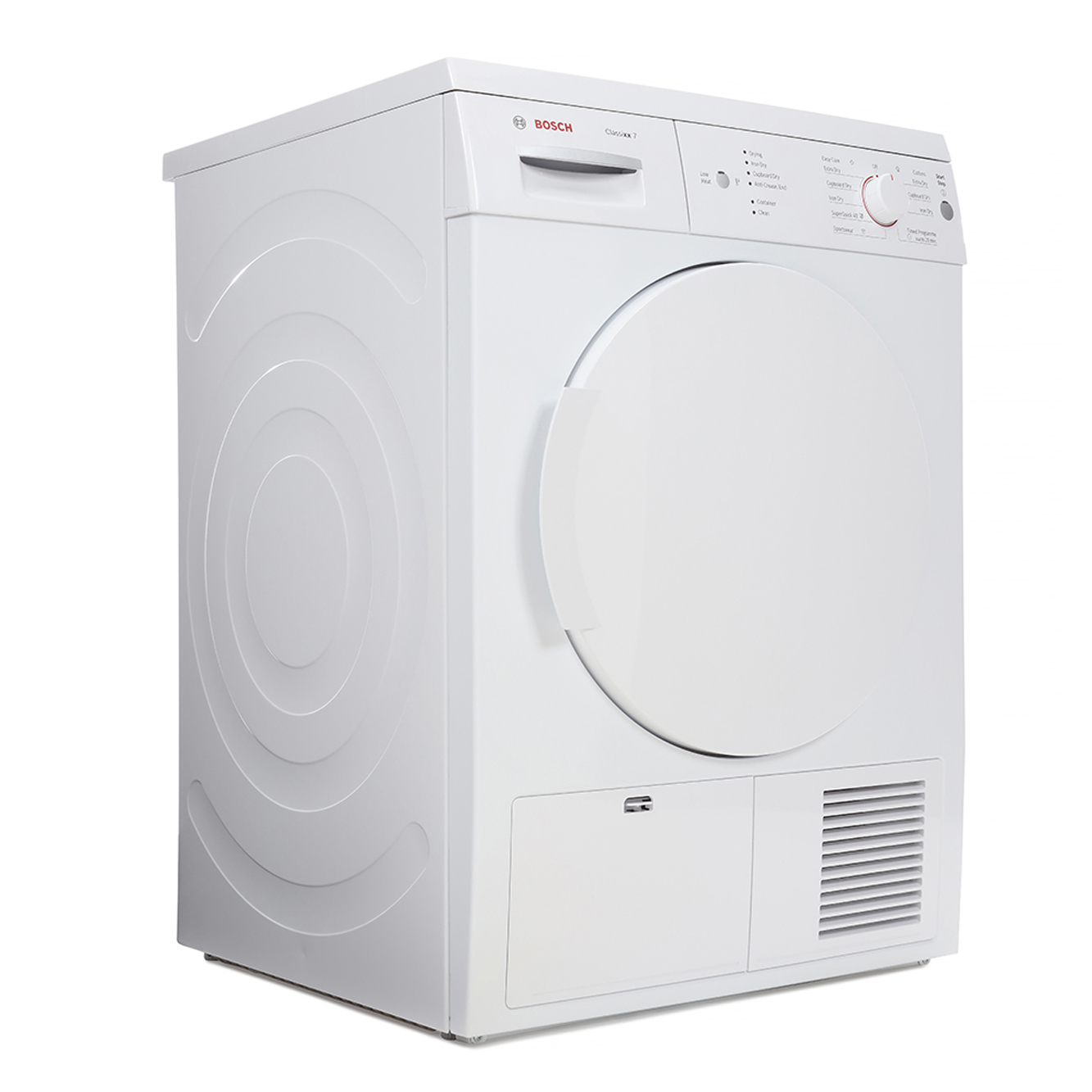 bosch exxcel 8 tumble dryer manual