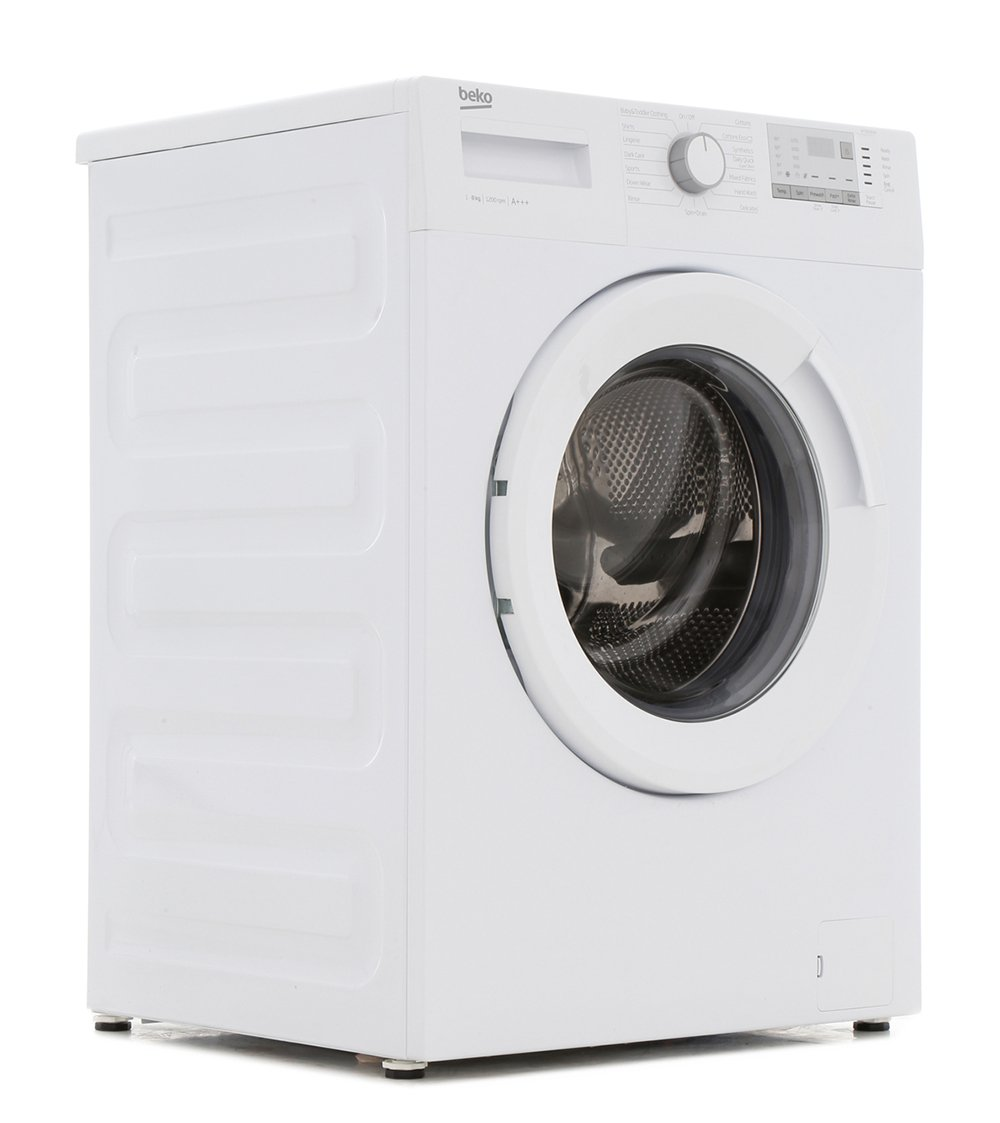 Beko WTG821B2W Washing Machine