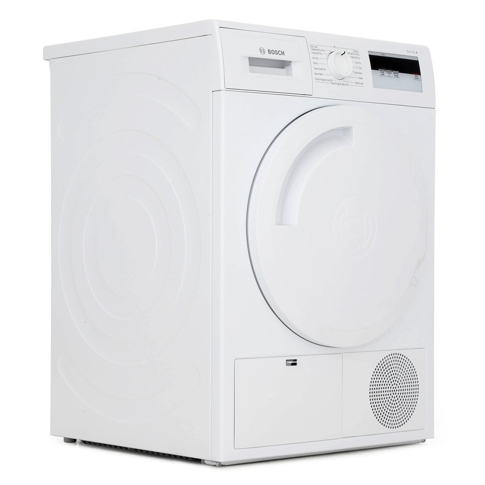 Bosch Serie 4 WTH84000GB Condenser Dryer with Heat Pump Technology