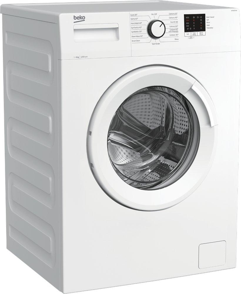 Beko WTK62041W Washing Machine