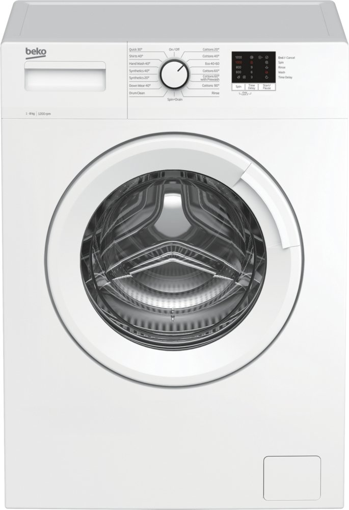 Beko WTK82041W Washing Machine