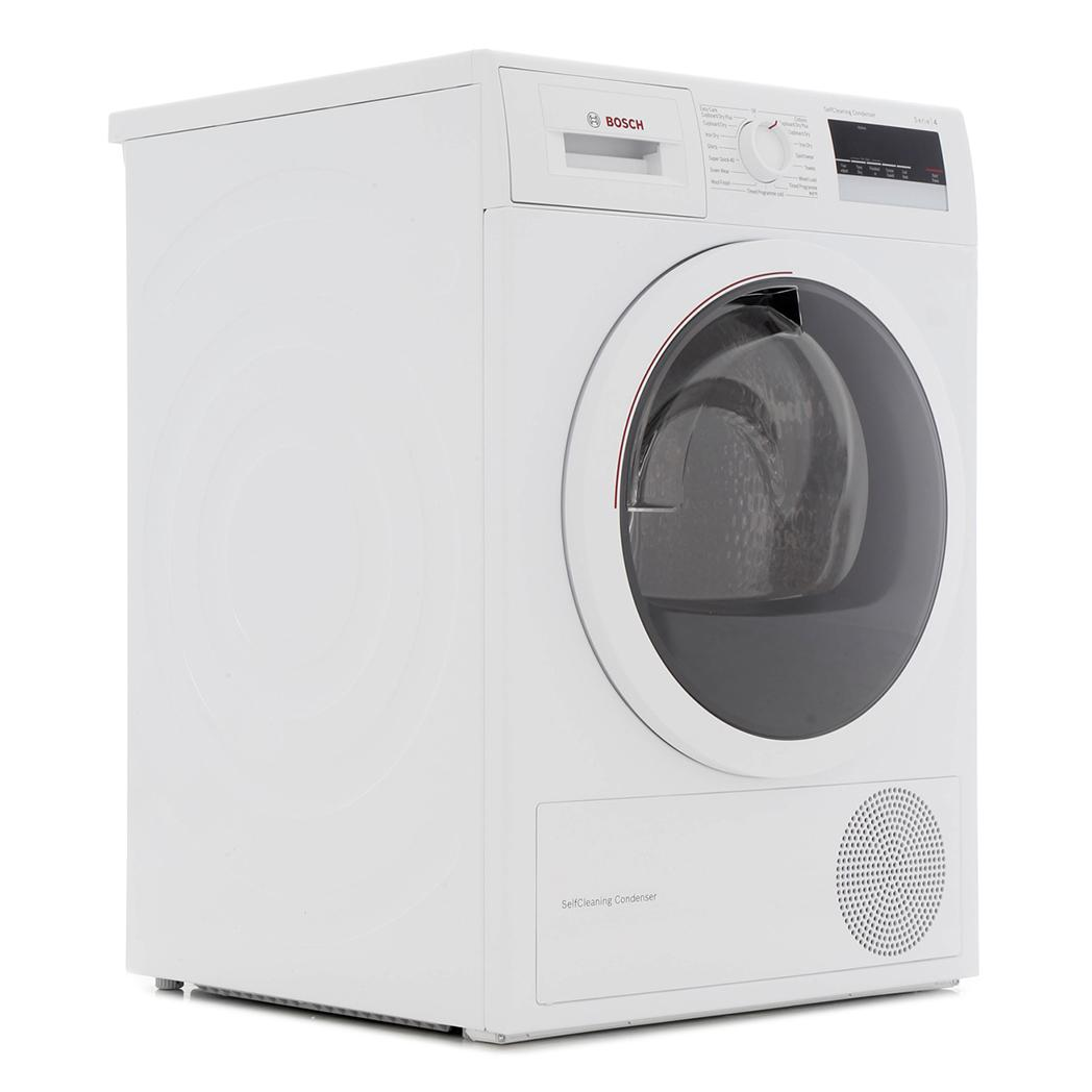buy bosch serie 4 wtm85250gb condenser dryer wtm85250gb white marks electrical. Black Bedroom Furniture Sets. Home Design Ideas