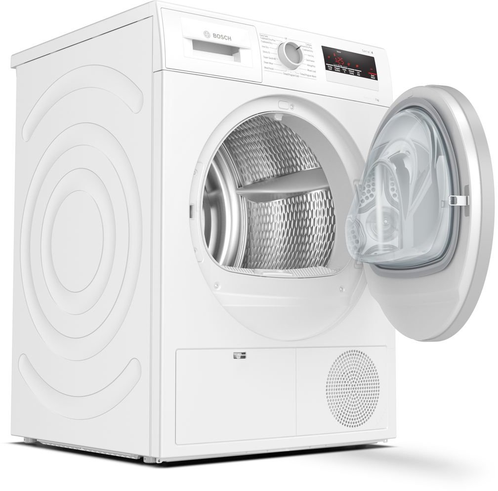 Bosch Serie 4 WTN85201GB Condenser Dryer