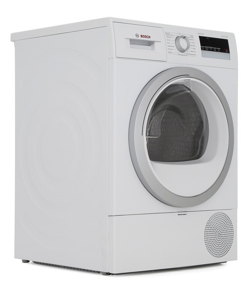 Bosch Serie 4 WTR85V21GB Condenser Dryer with Heat Pump Technology