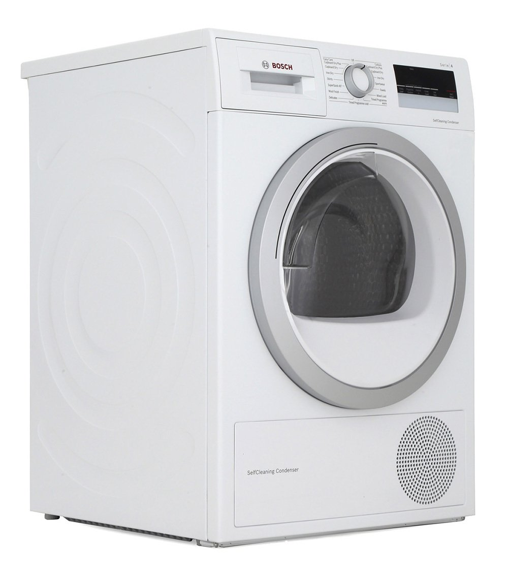 Bosch Serie 4 WTW85231GB Condenser Dryer with Heat Pump Technology
