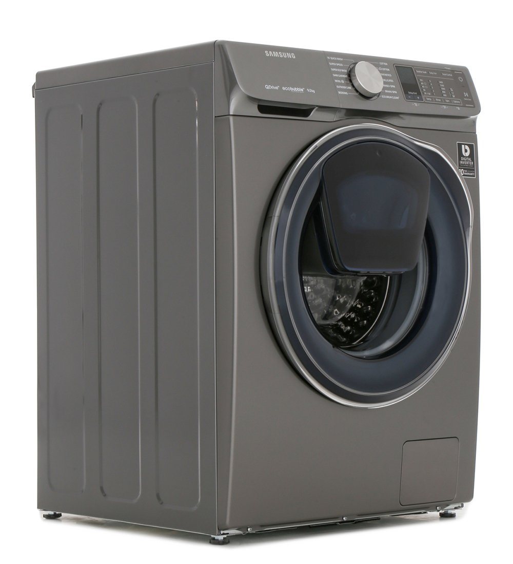 Samsung QuickDrive WW90M645OPO 9 KG Washing Machine With Add Wash