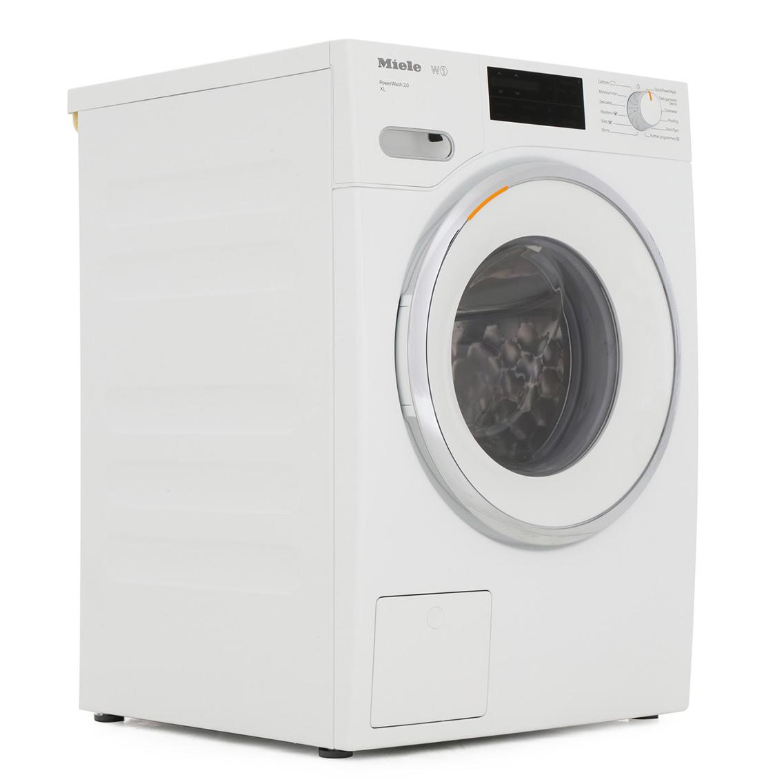 Buy Miele W1 - WhiteEdition WWI320 PowerWash XL White ...