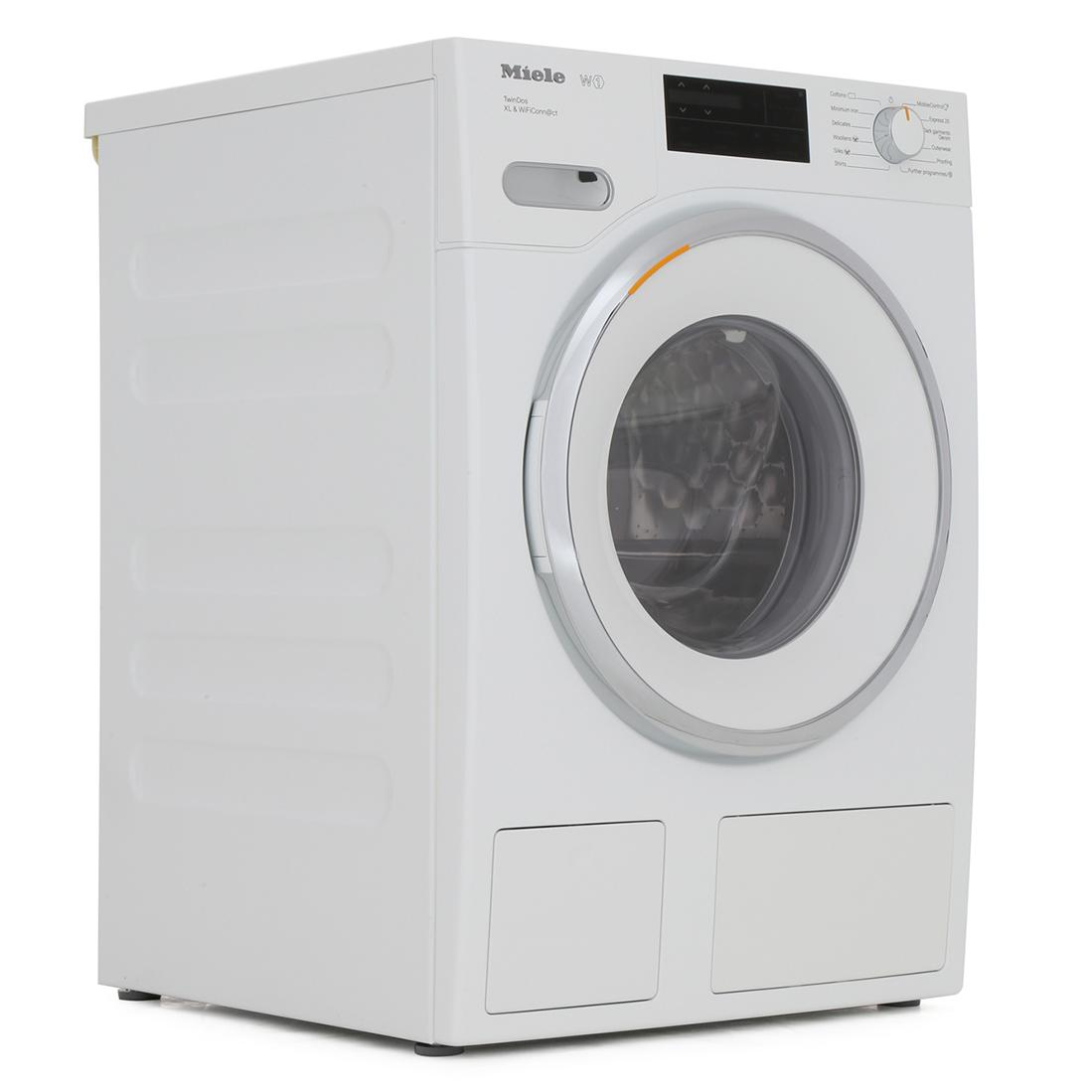 Buy Miele W1 - WhiteEdition WWI660 TwinDos XL White ...