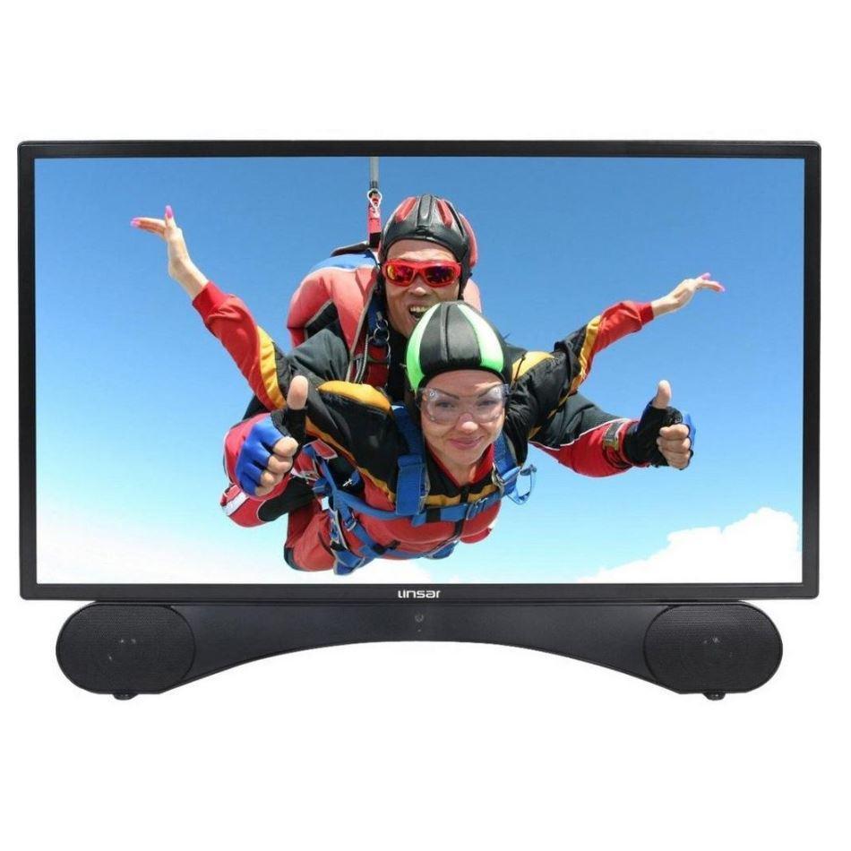 "Linsar X24DVDMK2 Full HD 24"" LED Television"