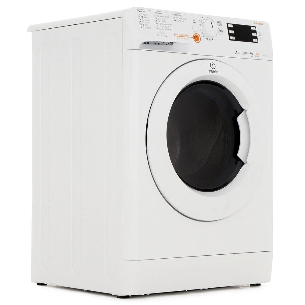 Indesit XWDE 961680X W UK Washer Dryer