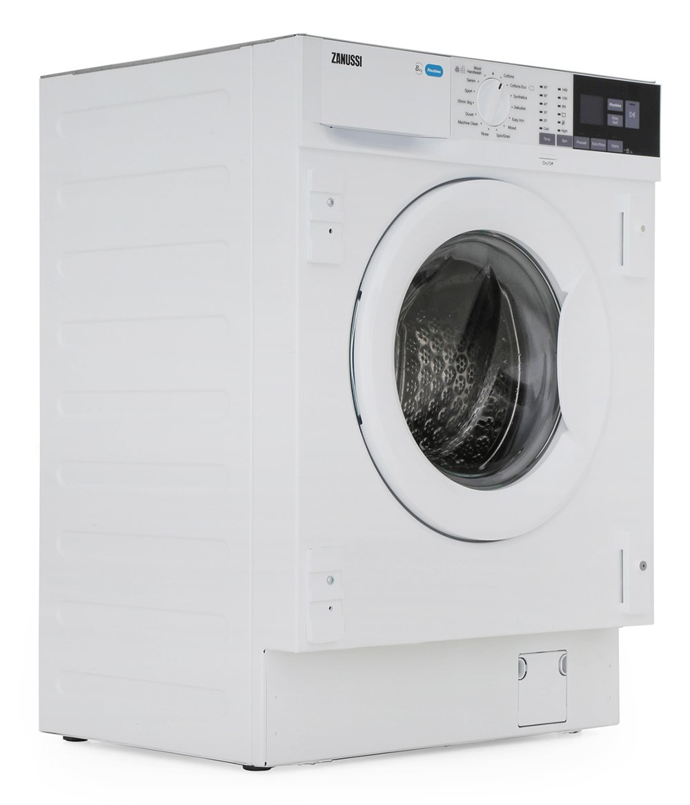 Zanussi Z814W85BI Integrated Washing Machine