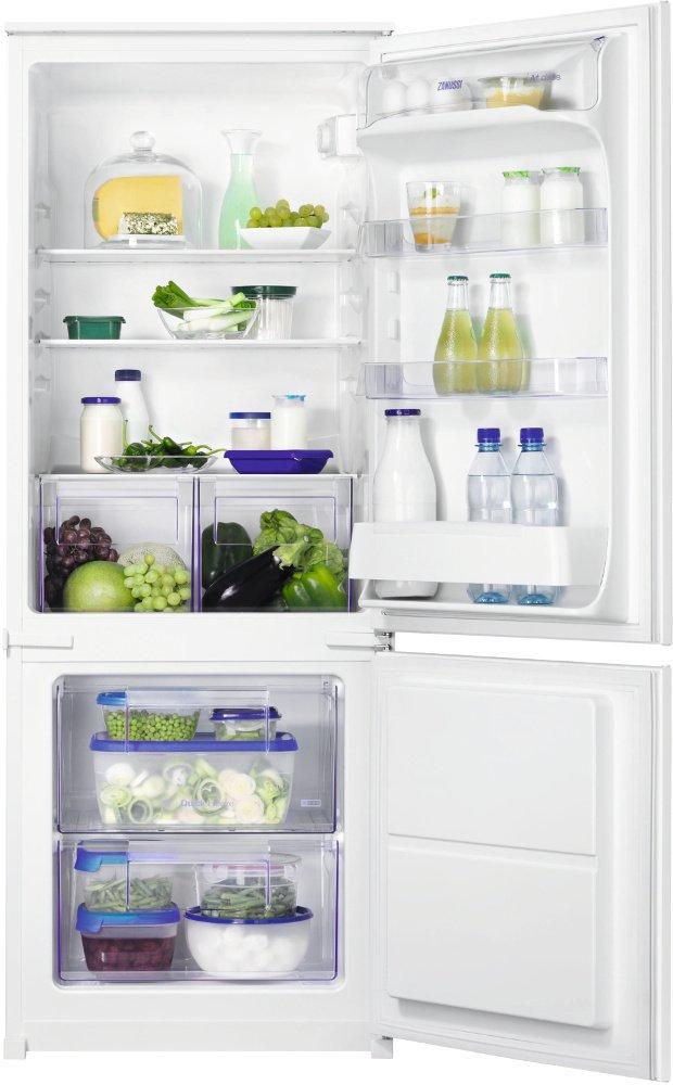 Zanussi ZBB24431SV Static Integrated Fridge Freezer