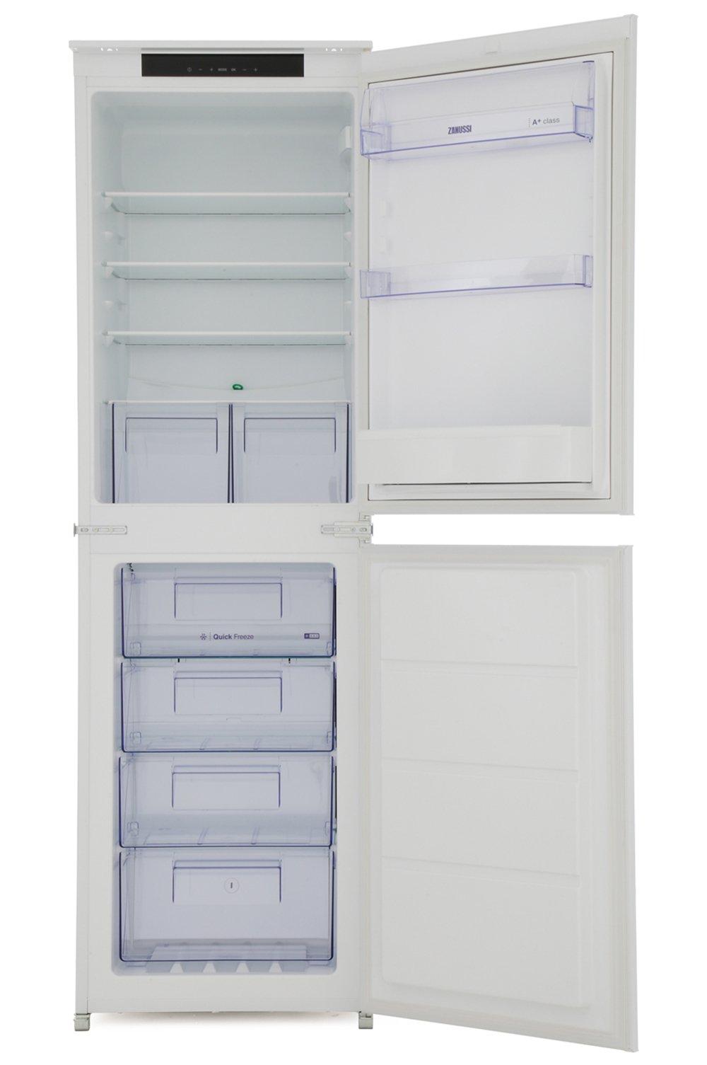 Zanussi ZBB27650SV Frost Free Integrated Fridge Freezer