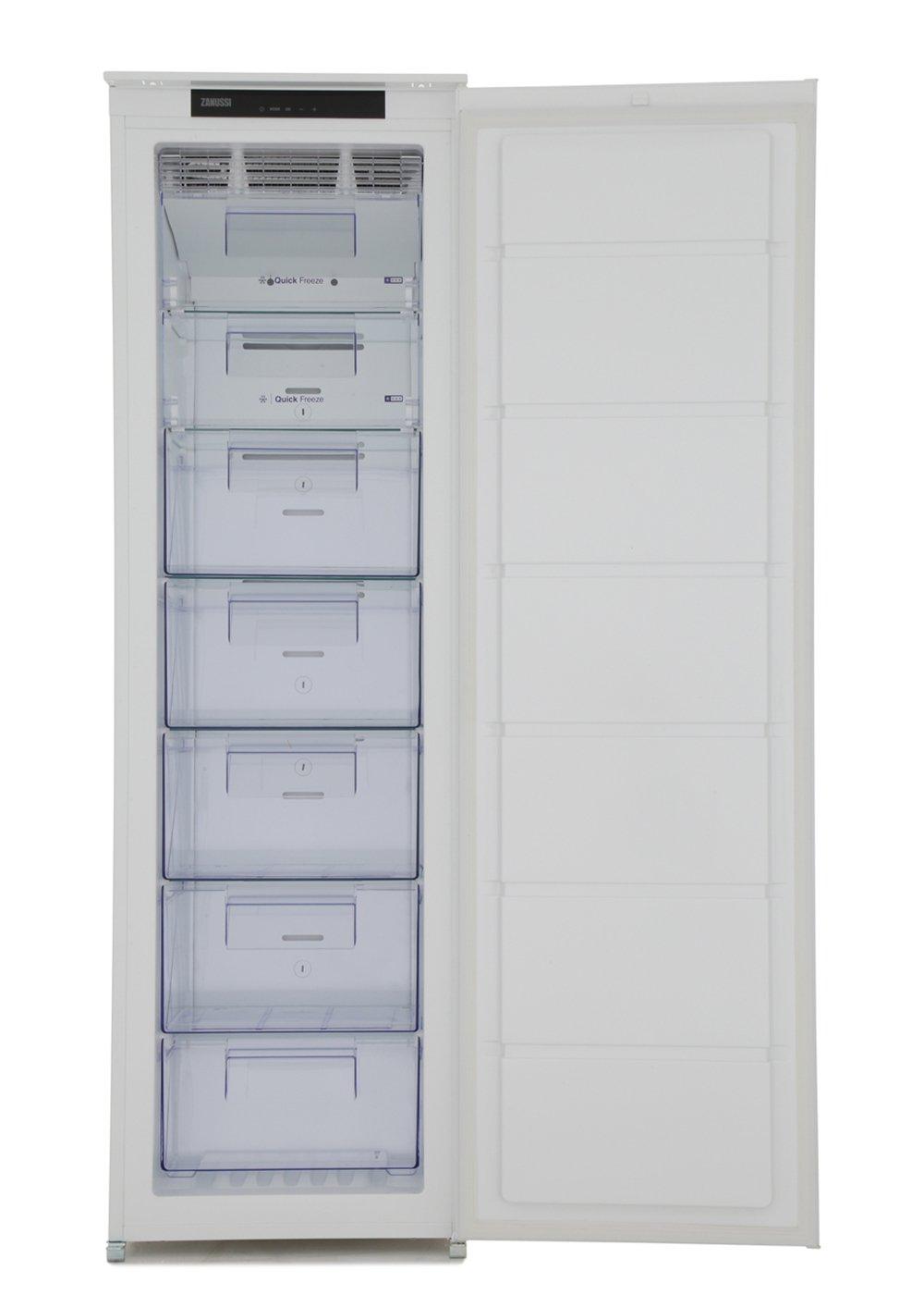 Zanussi ZBF22451SV Frost Free Built In Freezer