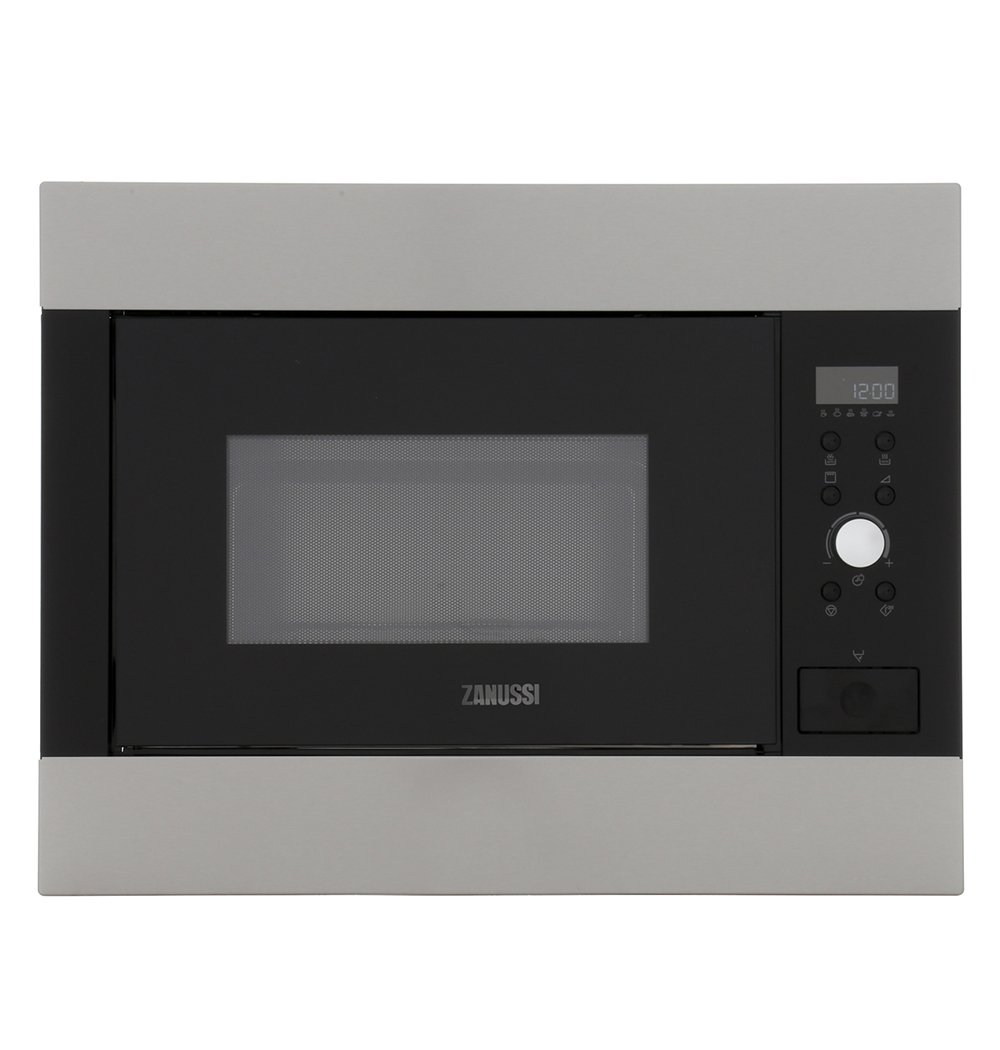 Zanussi ZBG26642XA Built In Microwave with Grill