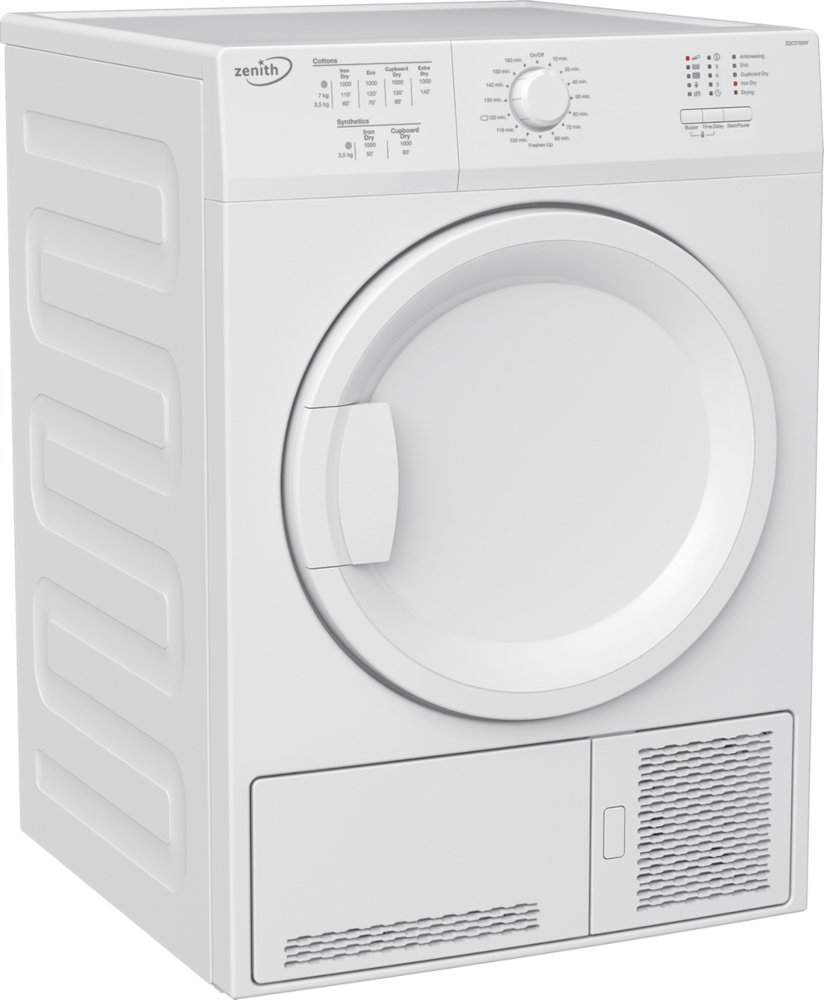 Zenith ZDCT700W Condenser Dryer