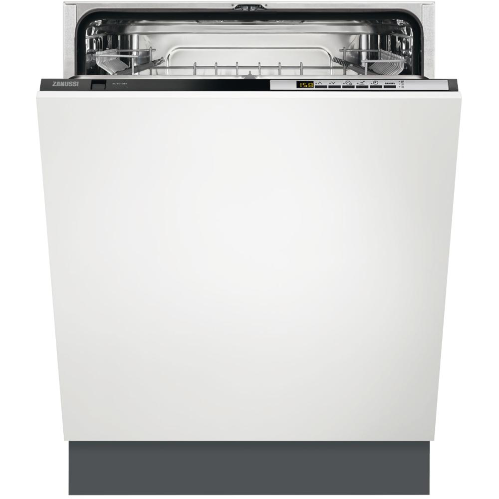 Zanussi ZDT26030FA Built In Fully Integrated Dishwasher