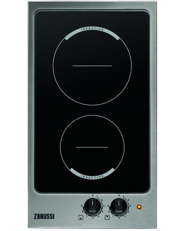 buy zanussi zei3921iba 2 zone induction domino hob. Black Bedroom Furniture Sets. Home Design Ideas