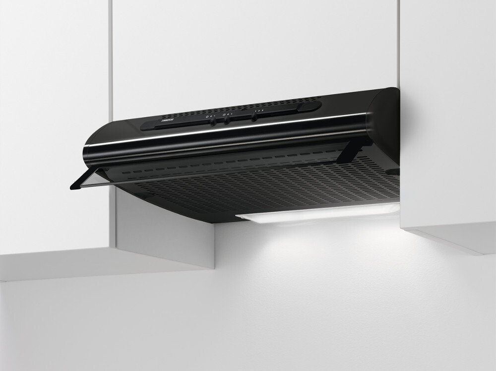 Zanussi ZHT611N Traditional Hood
