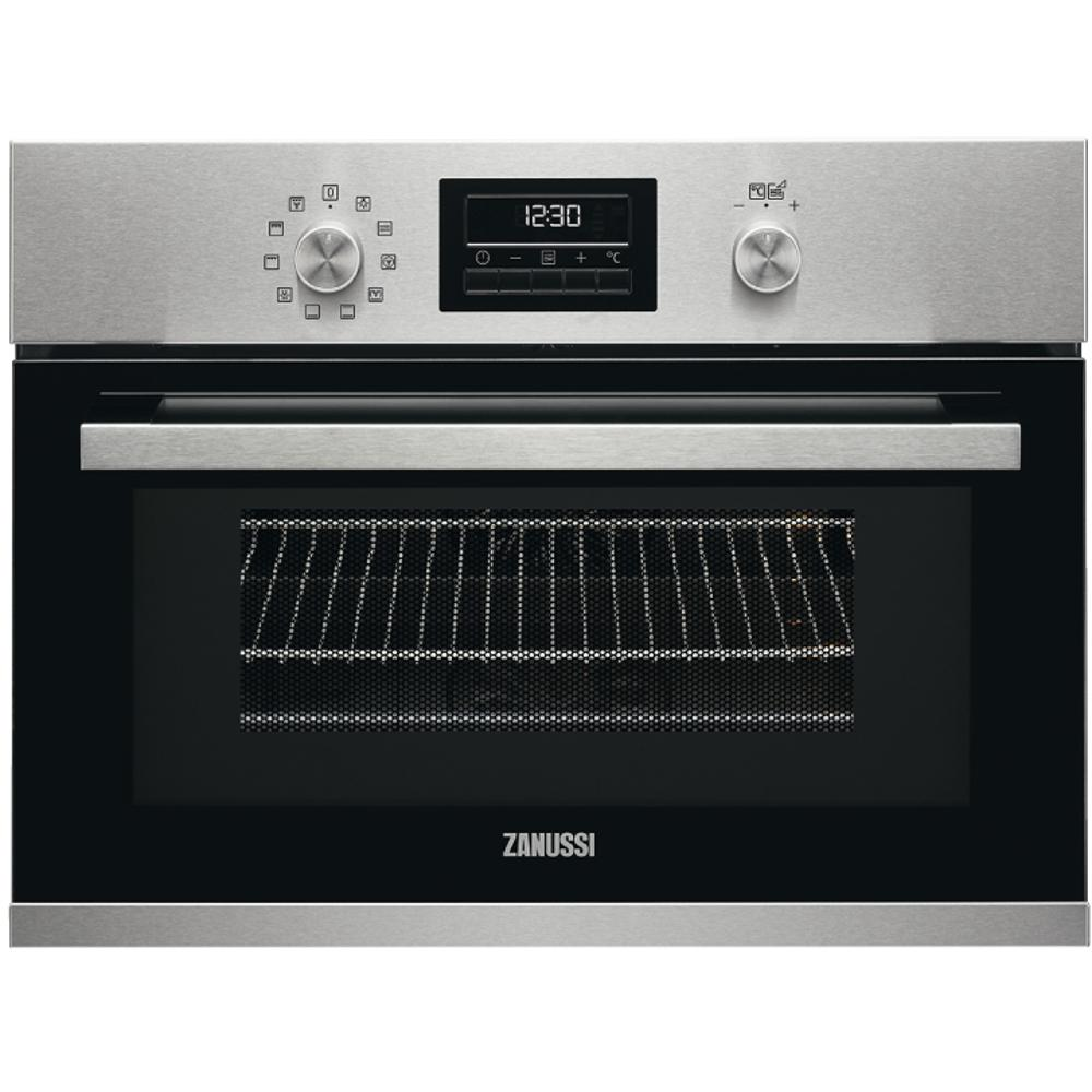 Zanussi ZKK47901XK Built In Combination Microwave