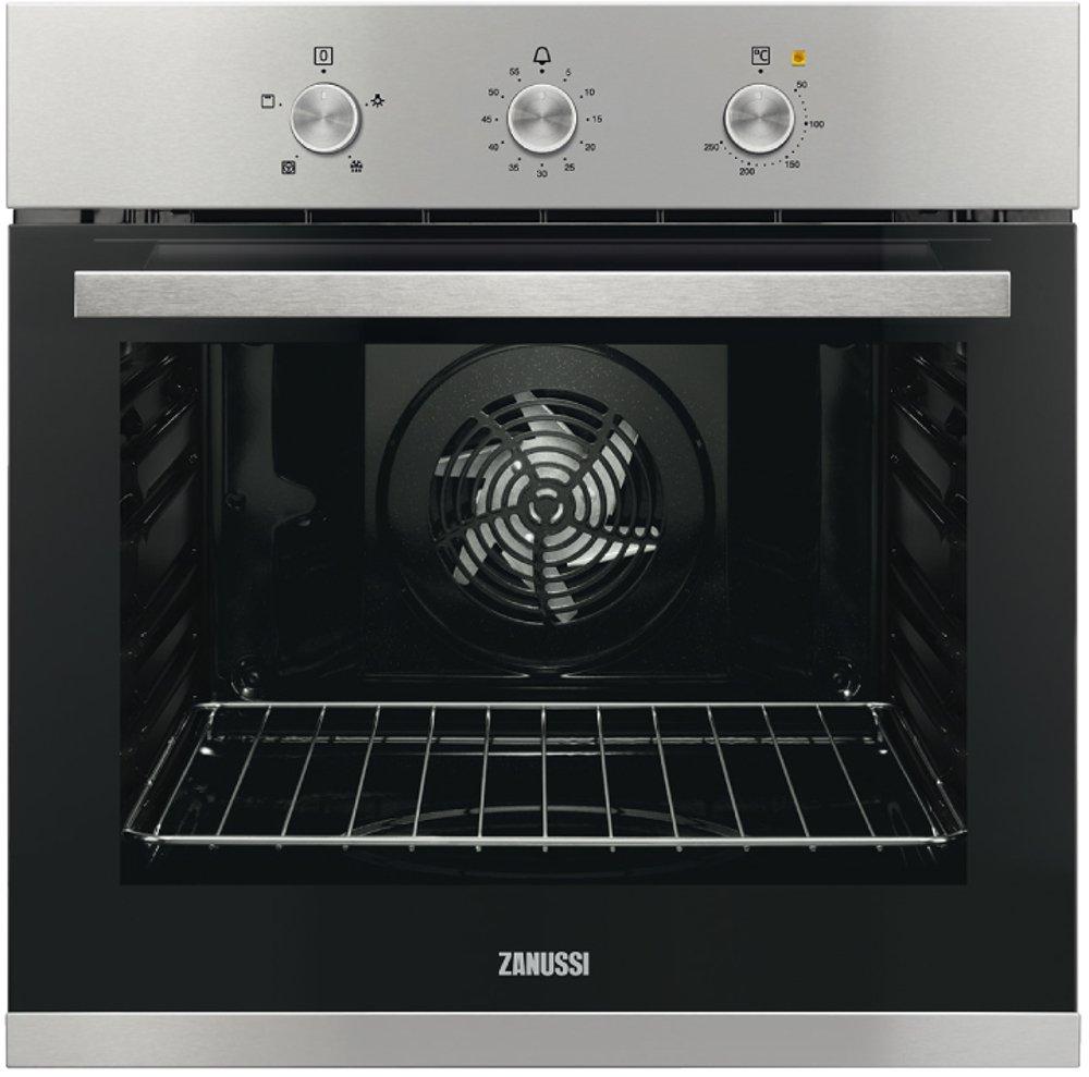 Zanussi ZOB31471XK Single Built In Electric Oven