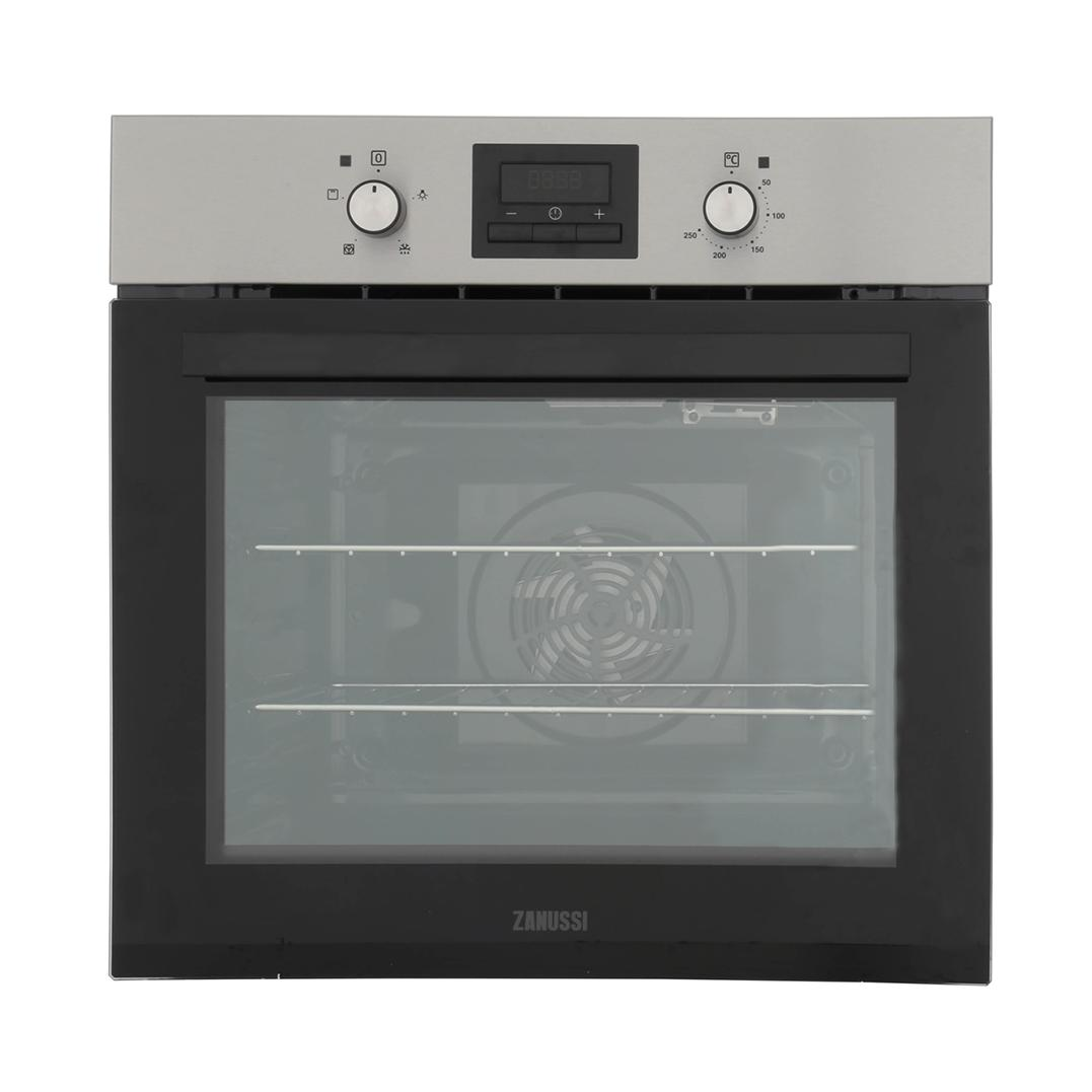 Zanussi ZOB35481XC Single Built In Electric Oven