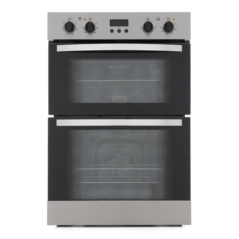 Zanussi ZOD35517DX Double Built In Electric Oven