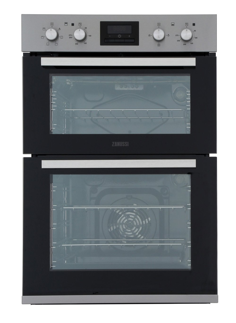 Zanussi ZOD35660XK Double Built In Electric Oven