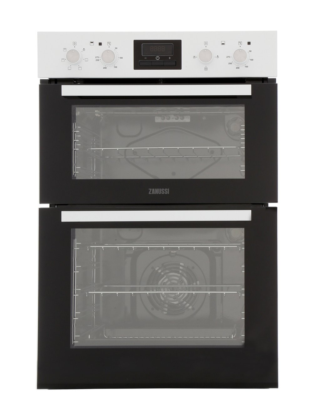 Zanussi ZOD35661WK Double Built In Electric Oven