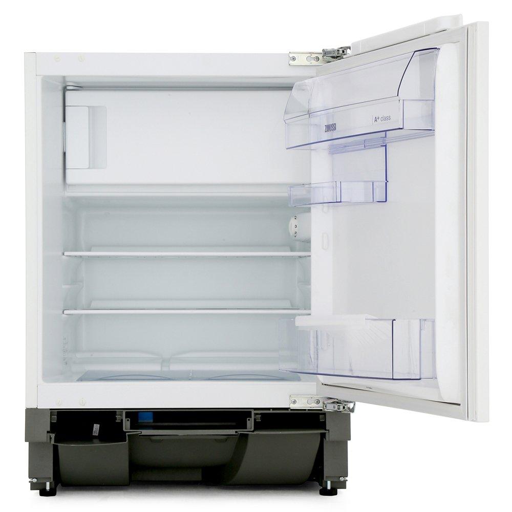 Zanussi ZQA12430DV Built Under Fridge with Ice Box