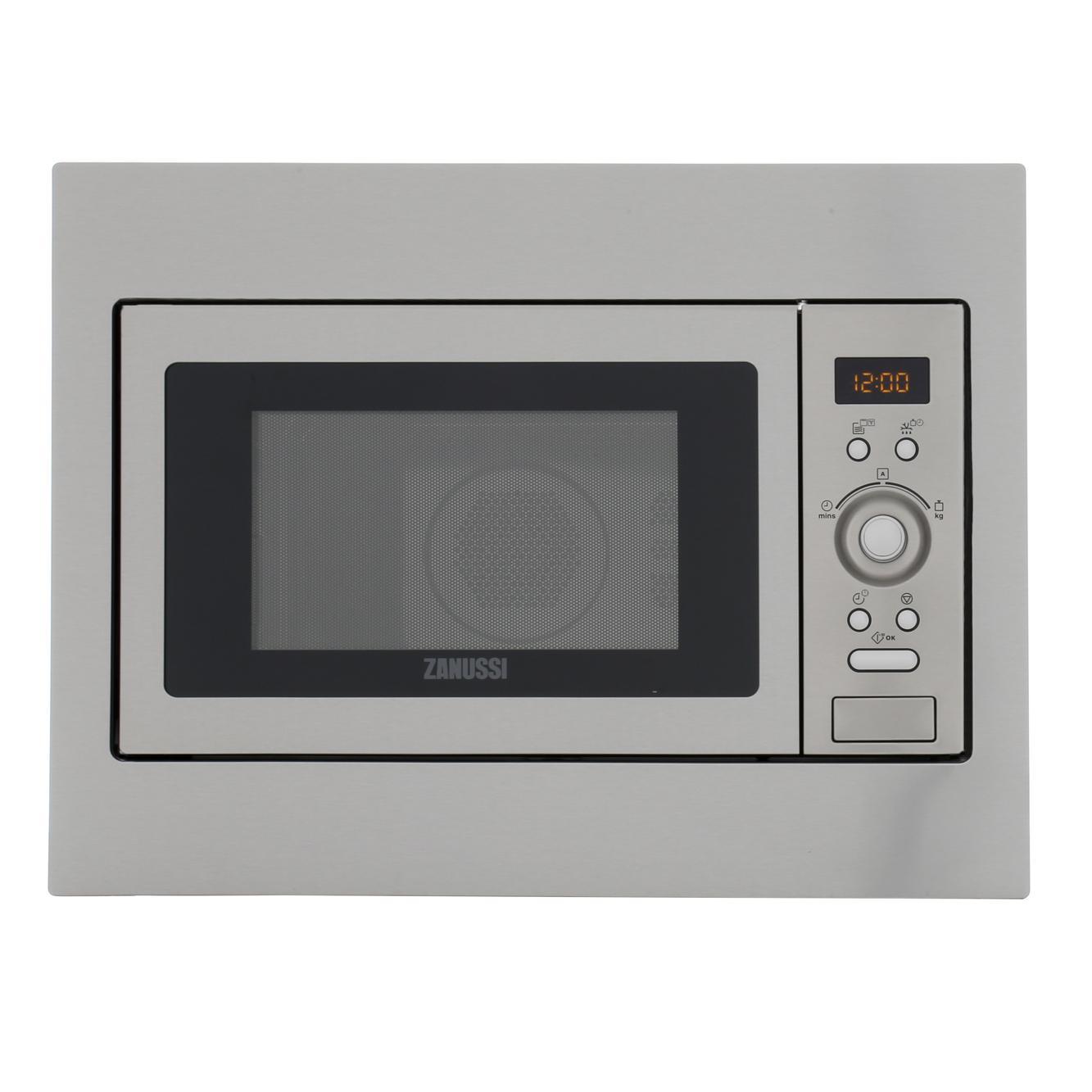 Zanussi ZSC25259XA Built In Combination Microwave