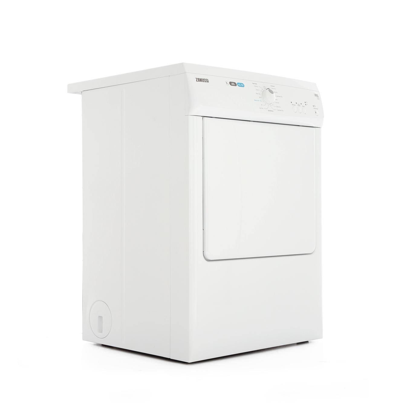 Zanussi ZTE7101PZ Vented Dryer