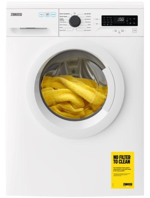 Zanussi ZWF825B4PW Washing Machine