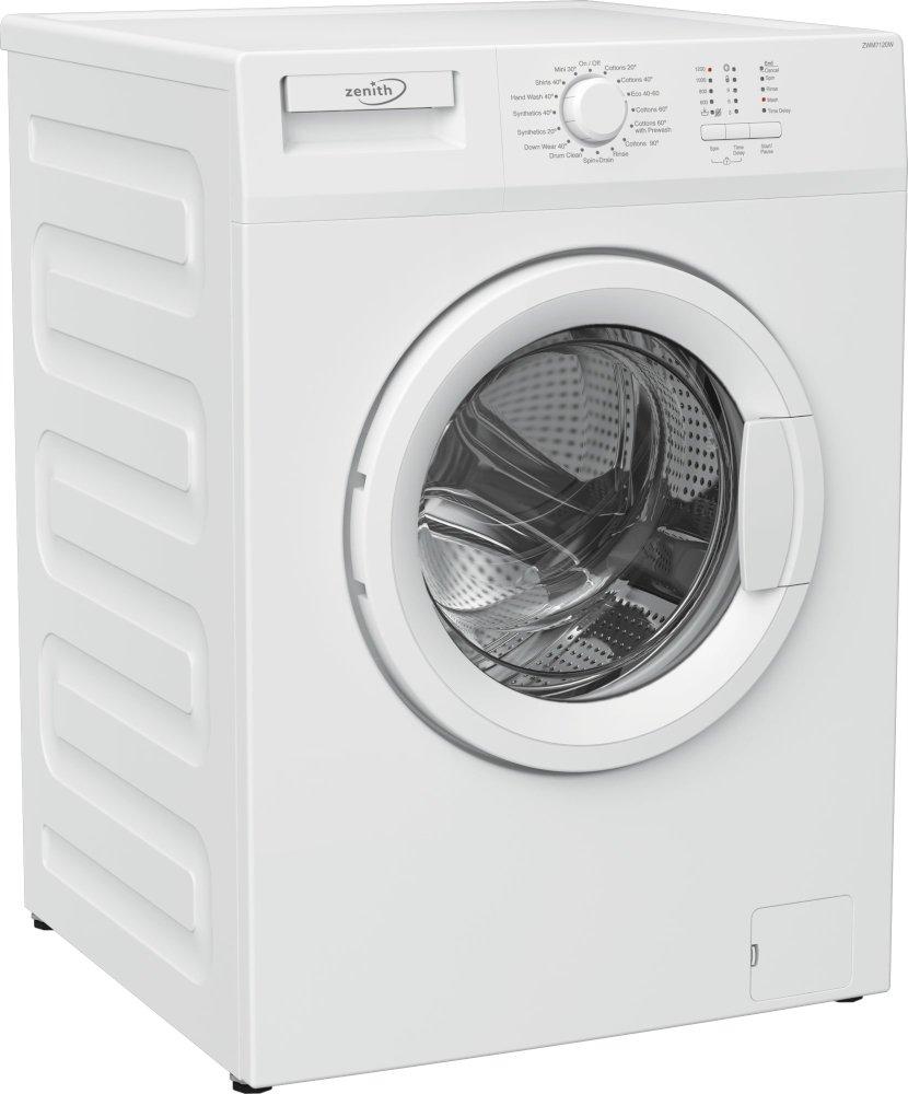 Zenith ZWM7120W Washing Machine