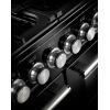 Rangemaster NEX110DFFWH/C Nexus White with Chrome Trim 110cm Dual Fuel Range Cooker