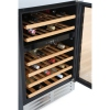 Lec 600WC Mk2 Stainless Steel Wine Cooler