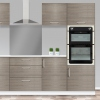 New World NW901DO Stainless Steel Double Built In Electric Oven