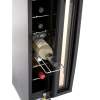 Stoves 150BLKWC Black Wine Cooler