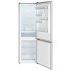 Lec TNF60188S Silver Frost Free Fridge Freezer