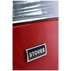 Stoves ST Richmond 600MF Red Single Built In Electric Oven