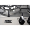 Stoves ST Richmond 700GH Stainless Steel 5 Burner Gas Hob