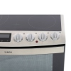 AEG 47102V-MN Ceramic Electric Cooker with Double Oven