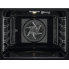 AEG BEB351010W SteamBake Single Built In Electric Oven