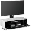 Alphason CRO21000BKTWH Chromium 2 Cantilever TV Cabinet