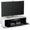 Alphason CRO21000CBWHT Chromium 2 TV Cabinet